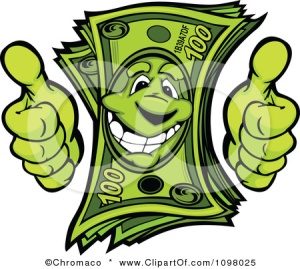 1098025-Clipart-Happy-Cash-Money-Mascot-Holding-Two-Thumbs-Up-Royalty-Free-Vector-Illustration[1]