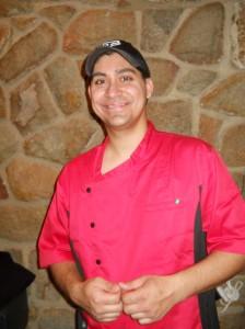 New Emerald Grill Chef Todd Wilczewski.