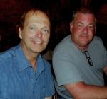 Robert Lauri and John Delaney