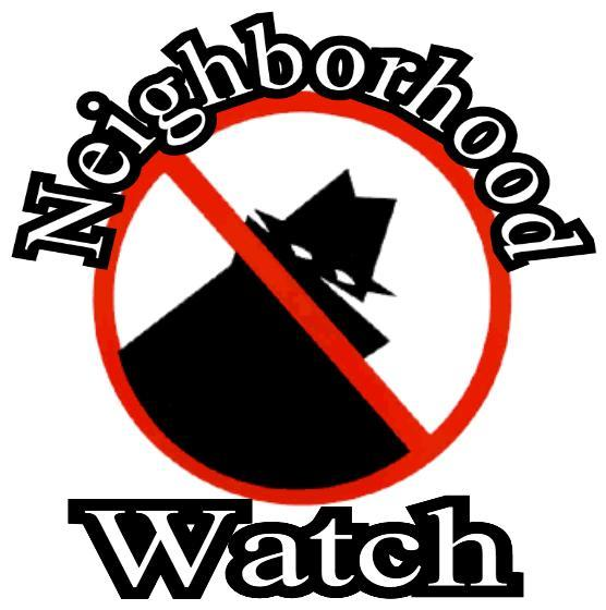 How to Form a Neighborhood Watch